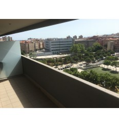 LUXURY furnished flat with terrace and optional parking in Pubilla Cases (L'Hospitalet de Llobregat)
