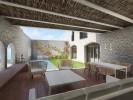 COSTA BRAVA - IMPRESIONANTE MASIA REFORMADA de 459 m2 con piscina y jardín