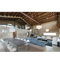 COSTA BRAVA - PURCHASE RENTAL - STUNNING RENOVATED FARMHOUSE of 730 sqm (7,858 sqft) with outdoor pool and a land of 6.45 acres