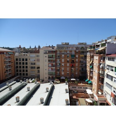 80 SQM 2-BR flat in Eixample - Mercat Sant Antoni (Barcelona)