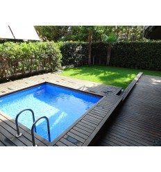 LUXURY DUPLEX apartment with private pool in Pedralbes (Barcelona)